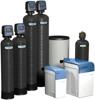 Monument water softeners